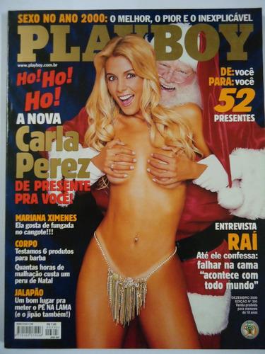 revista playboy 2000