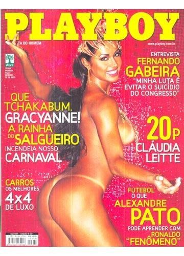 revista playboy  374