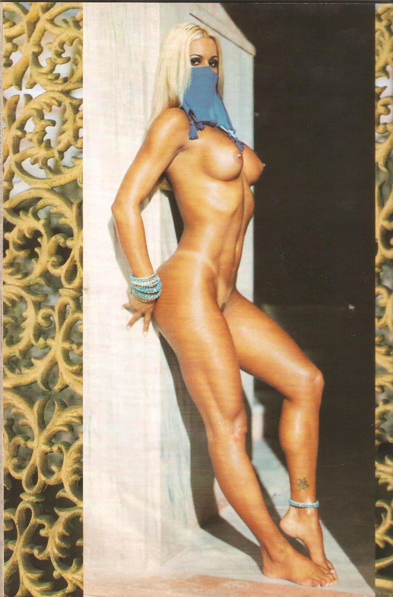 Joana Pelada revista playboy - a feiticeira (joana prado)