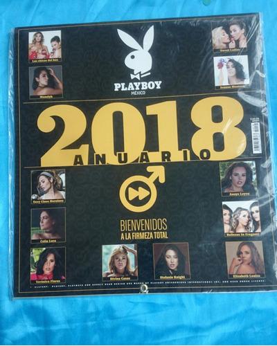 revista playboy coleccion 2017 mas calendario 2017 y 2018