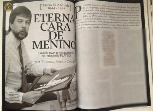 revista playboy grazi massafera - edição 362