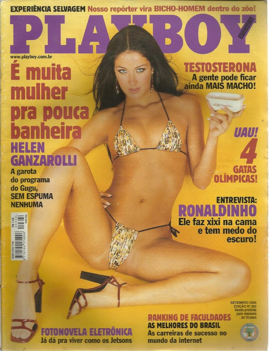 Bitch needs Playboy da Helen Ganzarolli the