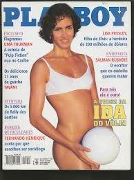 revista playboy janeiro 1991