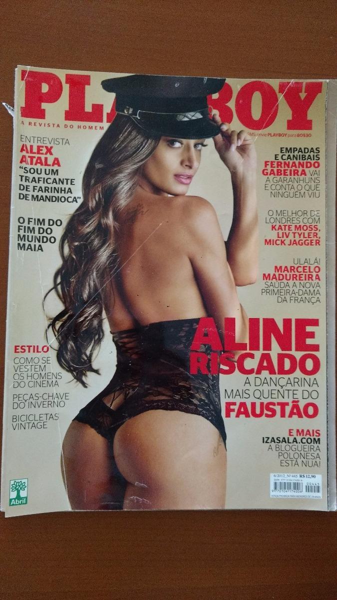 Aline Riscado Playboy revista playboy junho de 2012 aline riscado. n vip placar