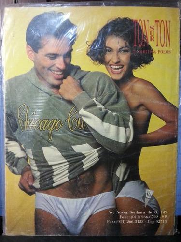 revista playboy nº 203 jun/92 . wanya guerreiro (a)