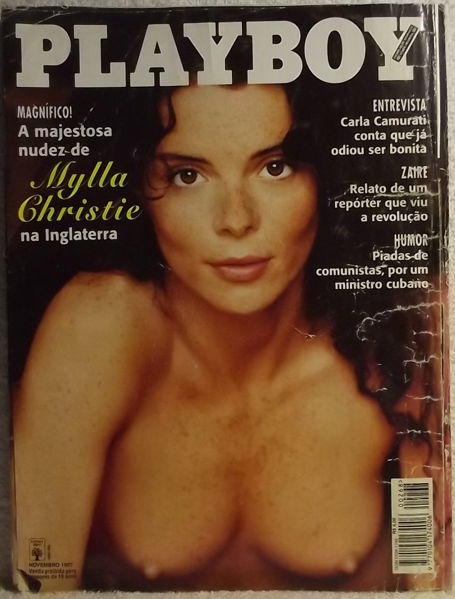 Mylla Christie Nude Photos 18