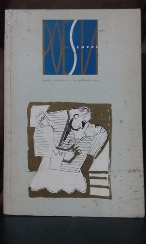 revista poesia sempre - ano 2, número 3 - estados unidos