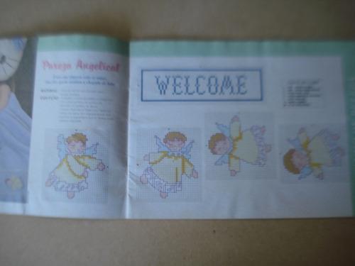 revista ponto a ponto de cruz - n2 - trabalhos manuais