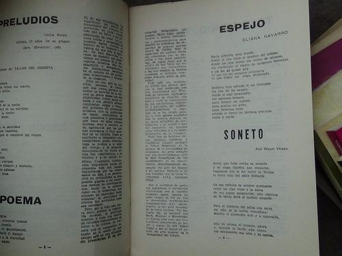 revista popol- vuh número 1 1963
