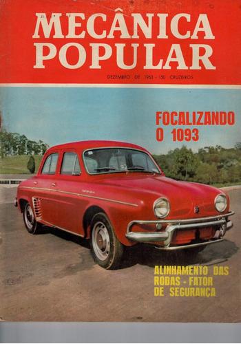 revista popular - dezembro de 1963
