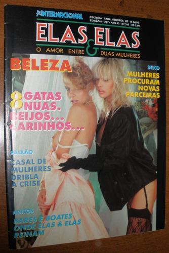 revista pornô lésbicas sexo antiga anos 80 internacional