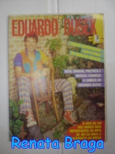 revista poster eduardo dusek