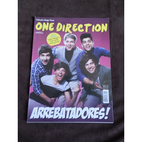 Revista Poster One Direction