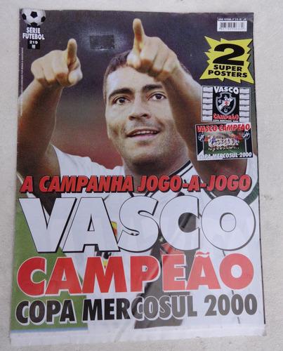 revista-poster vasco da gama campeão copa mercosul 2000