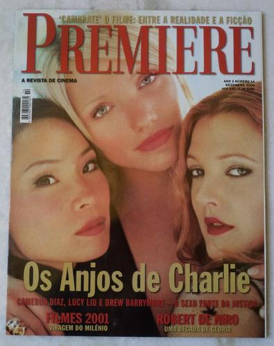 revista premiere capa as panteras