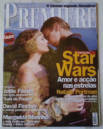 revista premiere capa capa star wars