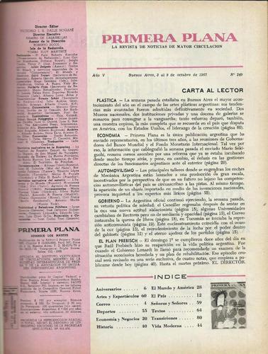revista primera plana