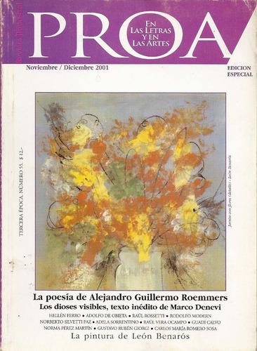 revista proa nro. 55 - edicion especial