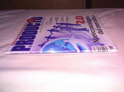 revista producto julio 2011 28 aniversario toms 1 y 2  23500