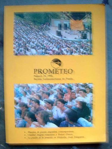 revista prometeo, poesia, nro 32, 1993, medellin