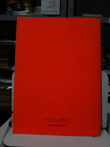 revista prova # 1 ateliê ludovico - impressa em serigrafia