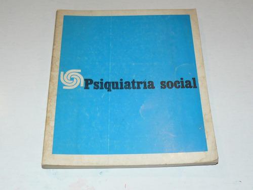 revista psiquiatría social número 1 - año 1967
