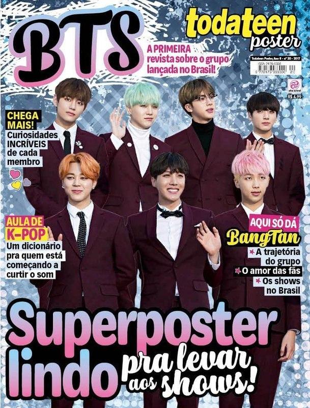 revista de chimentos de brasil revista p 244 ster bts k On revistas de chimentos