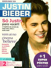 a612b01e4 Justin Bieber Kit Revistas no Mercado Livre Brasil