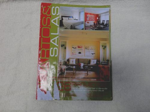 revista quartos e salas arte decor