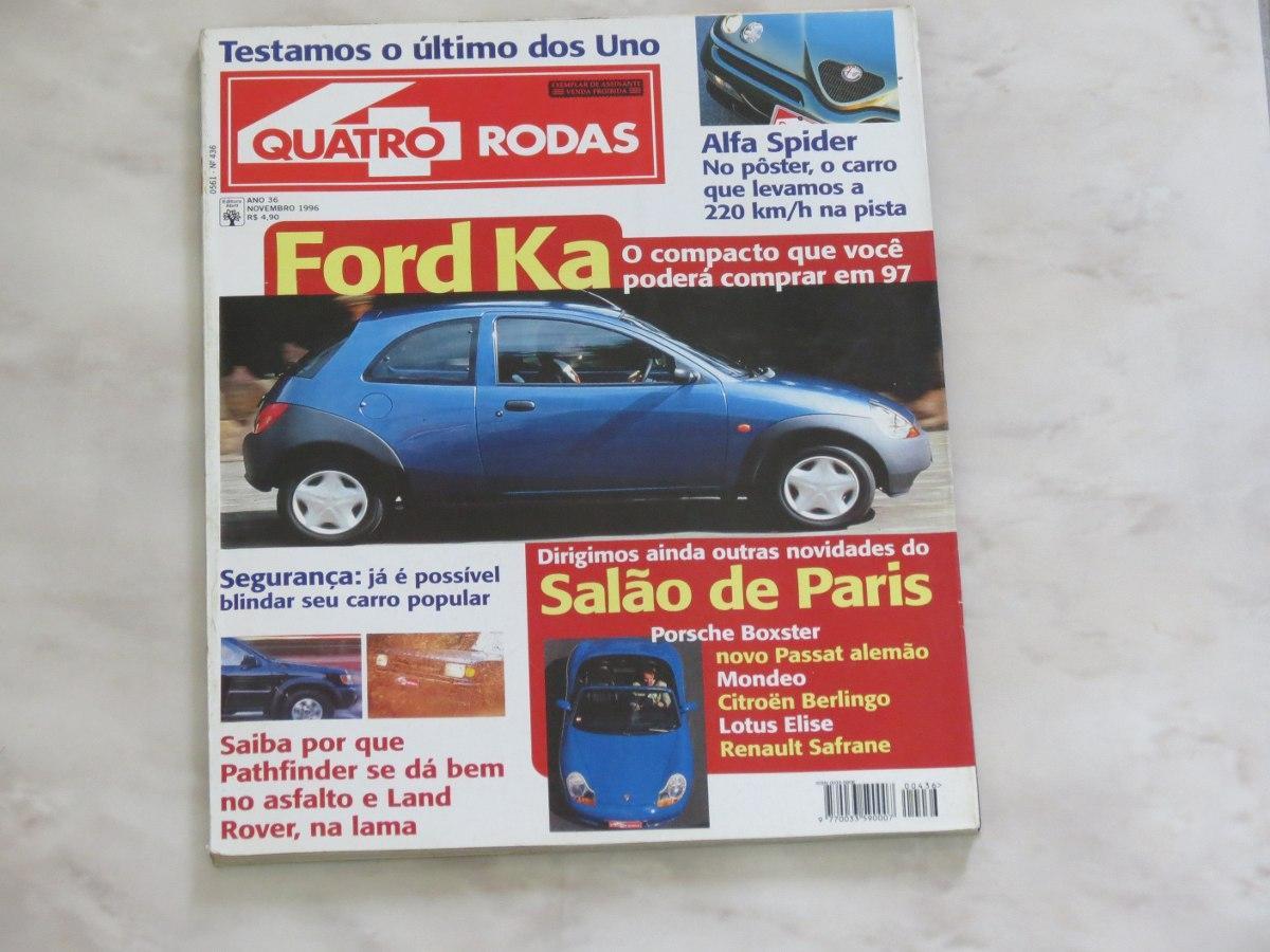 Revista Quatro Rodas Carregando Zoom