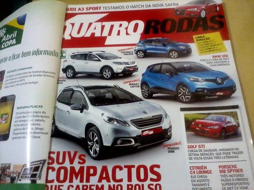 revista quatro rodas nº644