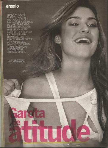 revista quem 348/07 - angélica/clodovil/roberto carlos