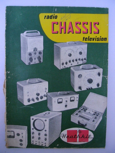 revista radio chassis.reparación,televisión,radio.