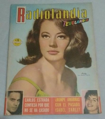 revista radiolandia 1901 los beatles - coca sarli 1964