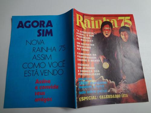 revista rainha 75 n° 622