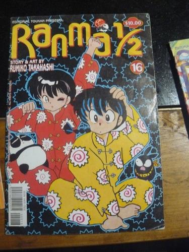 revista ranma 1/2 1999 rumiko takahashi toukan mexico 16 e58
