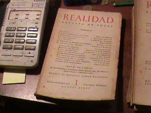 revista realidad nº1 (art 4354