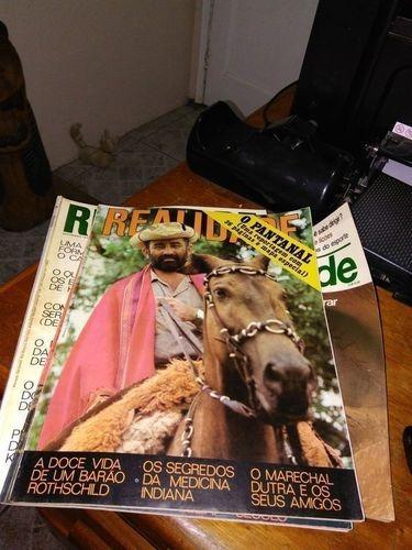 revista realidade julho 1973