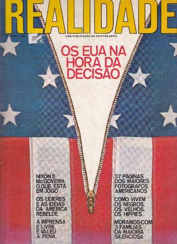 revista realidade nº 79 - outubro de 1972