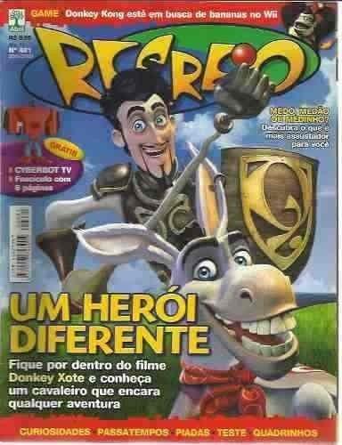 revista recreio numero 481 - ano 10 - 28/05/2009