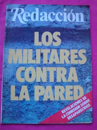 revista redaccion n° 131 1984 suplemento libertad mercado