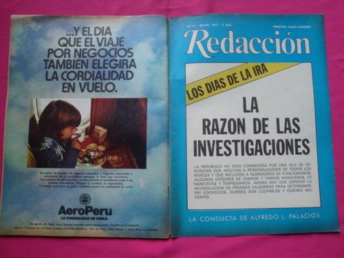 revista redaccion n° 51 mayo 1977