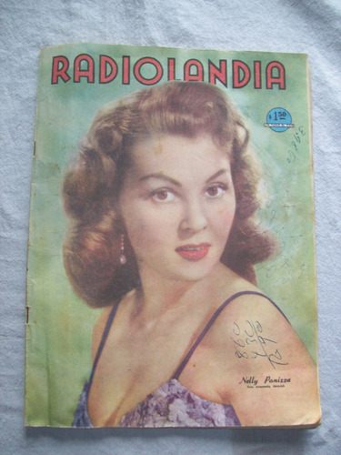 revista retro: radiolandia . año xxvi . nº 1446 . 31/12/1955