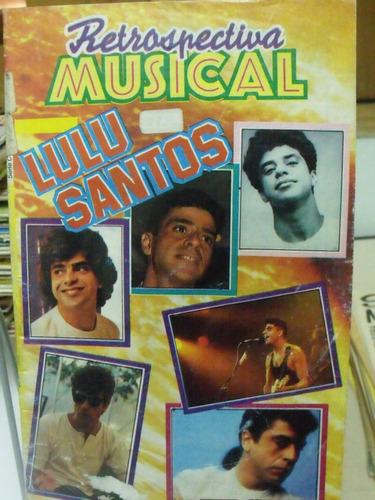 revista - retrospectiva musical lulu santos - cifras