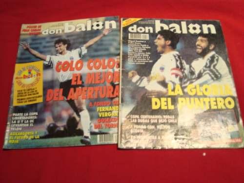 revista revista don balon
