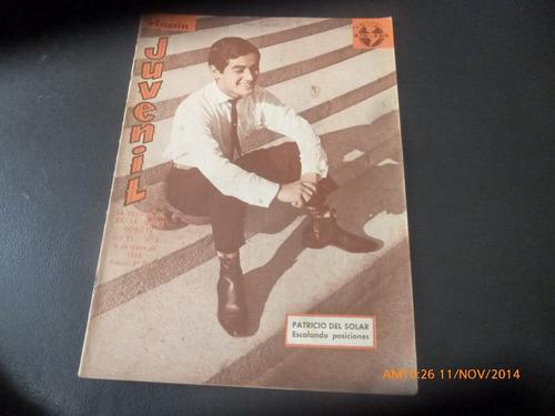 revista rincon juvenil n° 21- patricio del solar - - (w49
