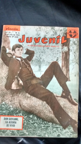revista rincon juvenil n° 32 -- don giovani (306 -317