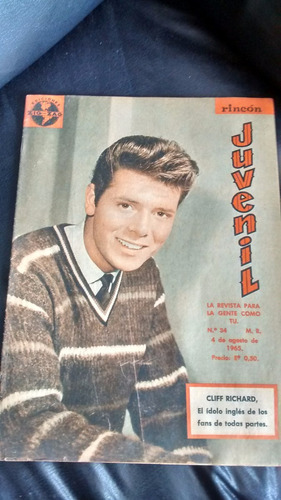 revista rincon juvenil n° 34 - cliff richard (304