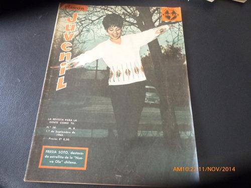 revista rincon juvenil n° 38 fresia soto -buddy richa(296