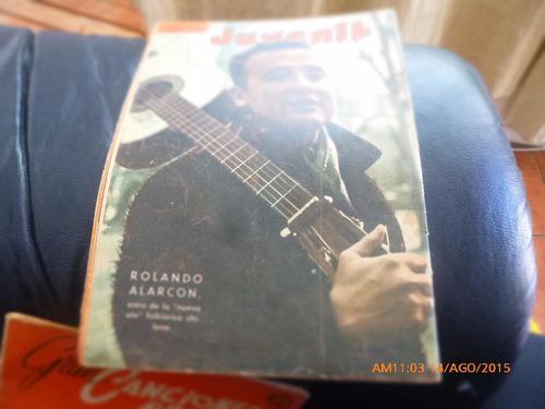 revista rincon juvenil  - n° 42 -- palmenia pizarro (w31